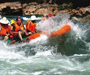 Rafting Maoyan-Fluß