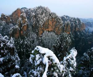 Huangshizhai (Dorf des Gelben Löwen)